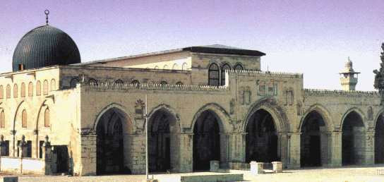 Sejarah Mesjid Al-Aqsa di Yerusalem, Pendirian Hingga Bahaya Kehancurannya